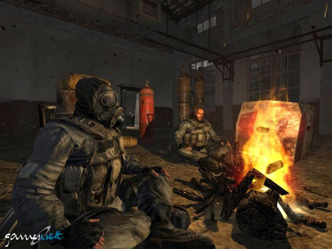 S.T.A.L.K.E.R. Shadow of Chernobyl  Archiv - Screenshots - Bild 92