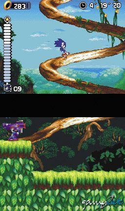 Sonic Rush (DS)  Archiv - Screenshots - Bild 33