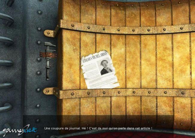 Reise zum Mittelpunkt des Mondes  Archiv - Screenshots - Bild 25