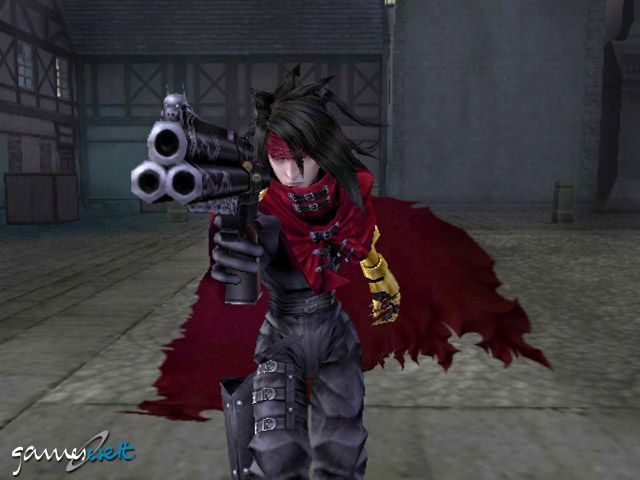 Final Fantasy VII: Dirge of Cerberus  Archiv - Screenshots - Bild 21