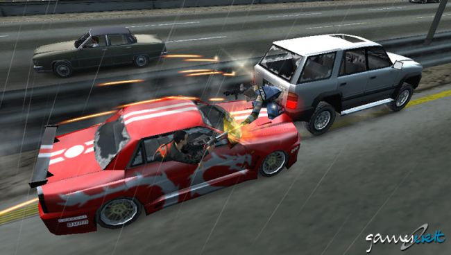 Pursuit Force (PSP)  Archiv - Screenshots - Bild 15