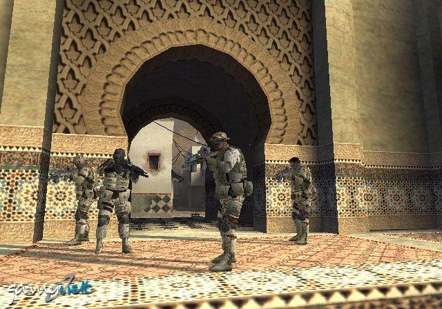 SOCOM 3: U.S. Navy Seals  Archiv - Screenshots - Bild 41