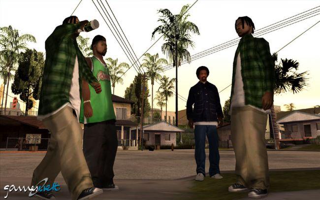 Grand Theft Auto: San Andreas  Archiv - Screenshots - Bild 13