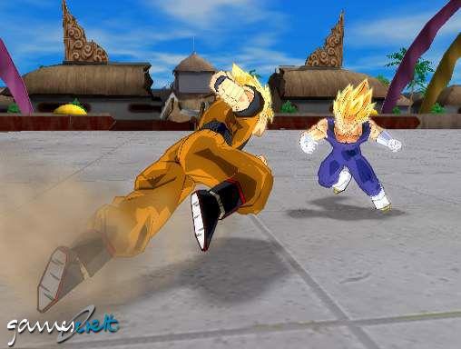 Dragon Ball Z: Budokai Tenkaichi  Archiv - Screenshots - Bild 18