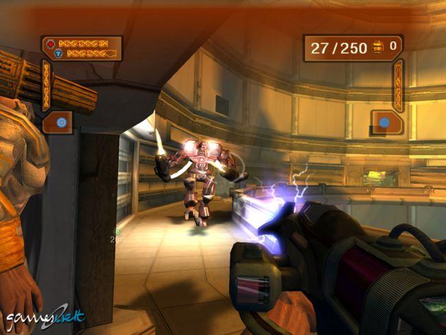 Gene Troopers  Archiv - Screenshots - Bild 23