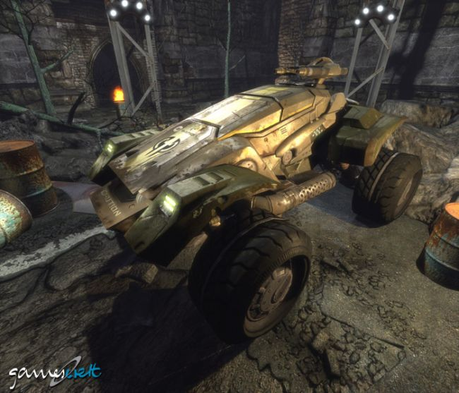 Unreal Tournament 3  Archiv - Screenshots - Bild 31