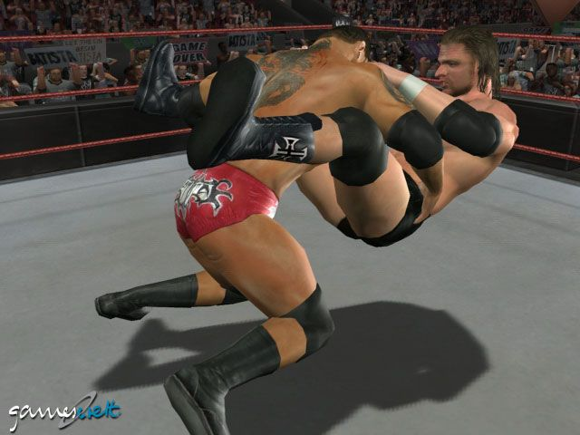WWE Day of Reckoning 2  Archiv - Screenshots - Bild 25