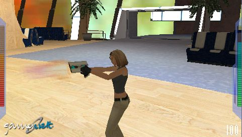 Advent Shadow (PSP)  Archiv - Screenshots - Bild 9