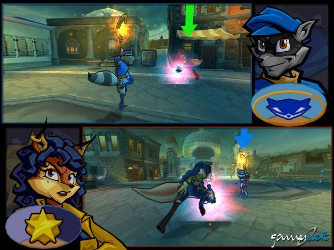 Sly 3: Honor Among Thieves  Archiv - Screenshots - Bild 21