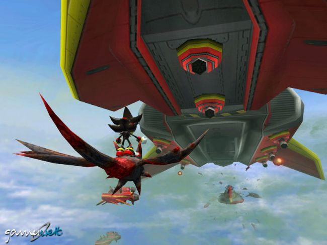 Shadow the Hedgehog  Archiv - Screenshots - Bild 46