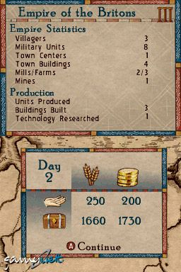 Age of Empires: The Age of Kings (DS) Archiv - Screenshots - Bild 3