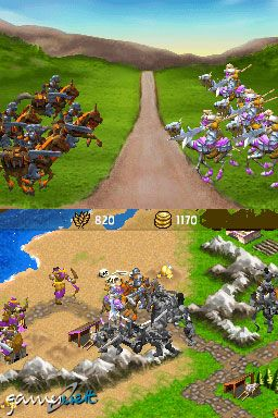 Age of Empires: The Age of Kings (DS) Archiv - Screenshots - Bild 7