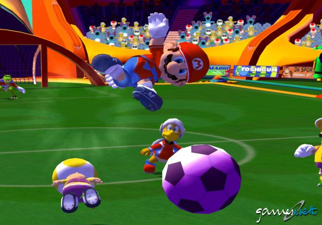 Mario Smash Football  Archiv - Screenshots - Bild 25