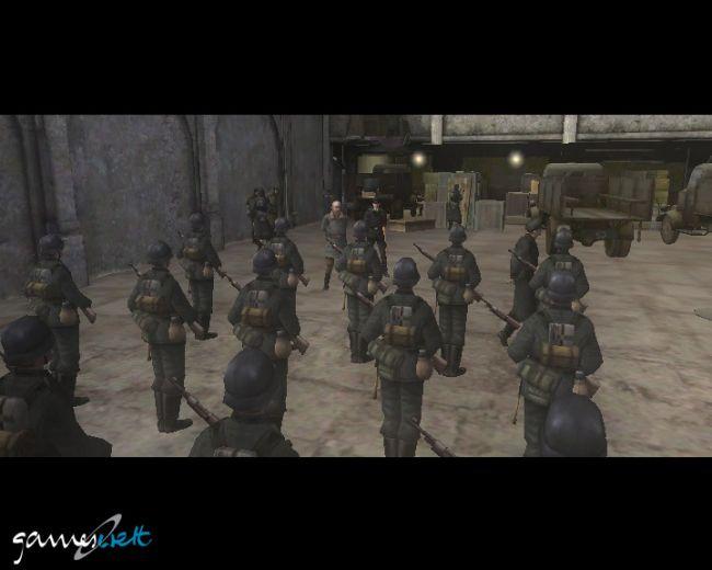 Commandos: Strike Force  Archiv - Screenshots - Bild 28