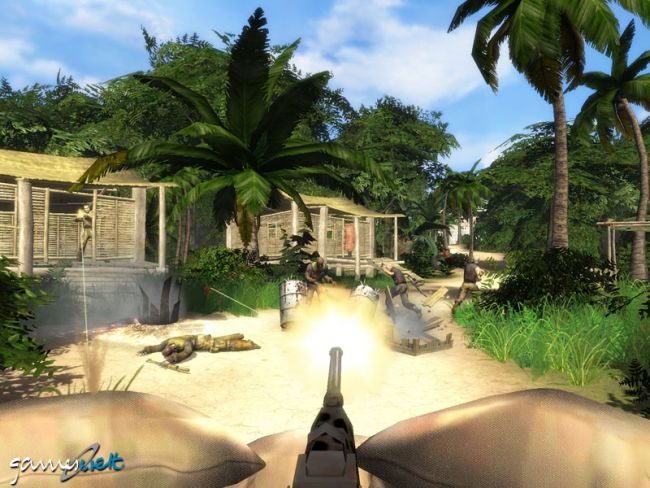 Far Cry Instincts  Archiv - Screenshots - Bild 125