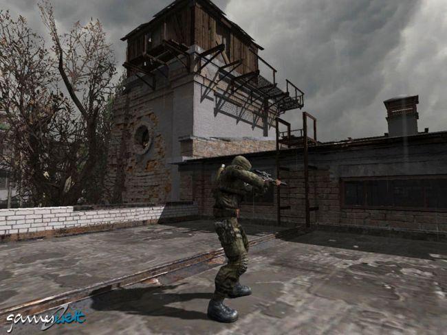 S.T.A.L.K.E.R. Shadow of Chernobyl  Archiv - Screenshots - Bild 91