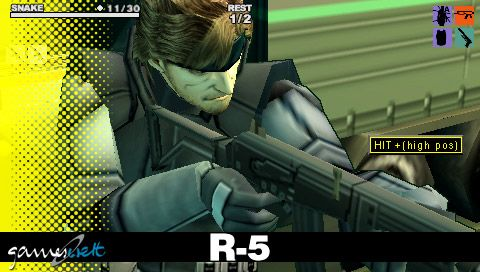 Metal Gear Acid 2 (PSP)  Archiv - Screenshots - Bild 28