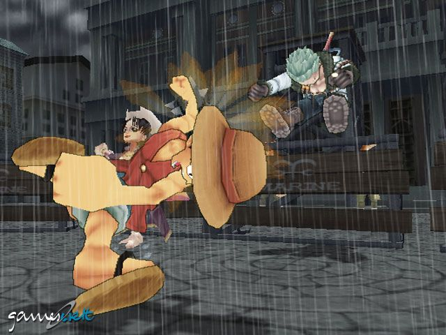 One Piece Grand Battle  Archiv - Screenshots - Bild 2