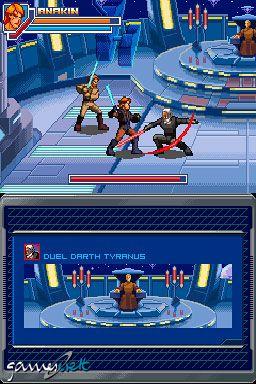 Star Wars Episode 3: Die Rache der Sith (DS)  Archiv - Screenshots - Bild 6