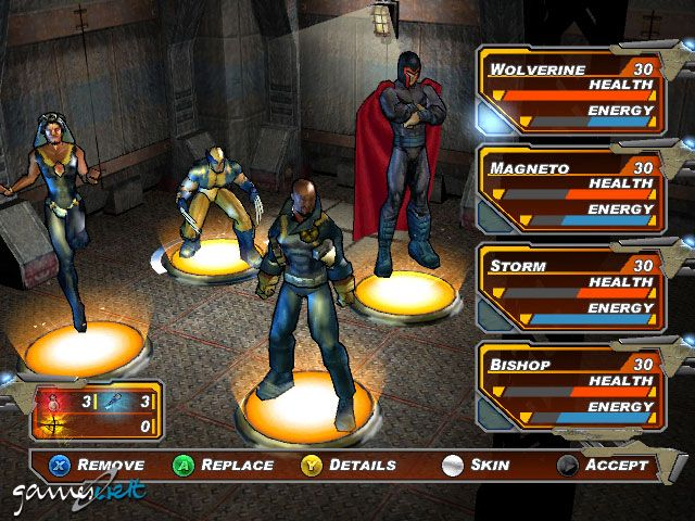 X-Men Legends 2: Rise of Apocalypse  Archiv - Screenshots - Bild 19