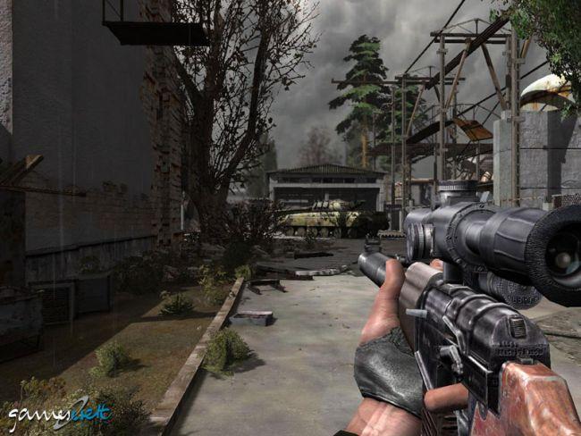 S.T.A.L.K.E.R. Shadow of Chernobyl  Archiv - Screenshots - Bild 93