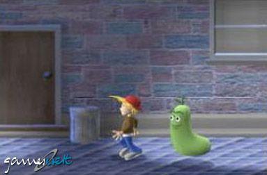 Boy and His Blob (DS)  Archiv - Screenshots - Bild 2