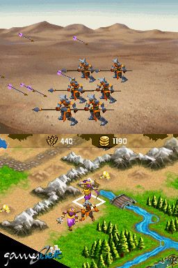 Age of Empires: The Age of Kings (DS) Archiv - Screenshots - Bild 16