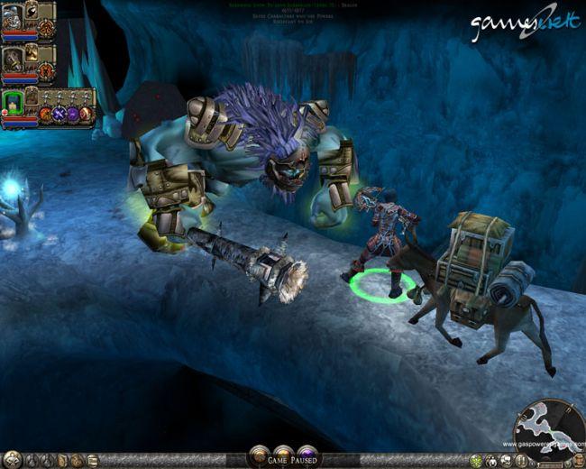 Dungeon Siege 2  Archiv - Screenshots - Bild 21