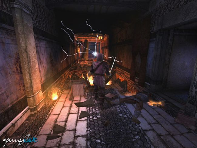 Knights of the Temple 2  Archiv - Screenshots - Bild 9