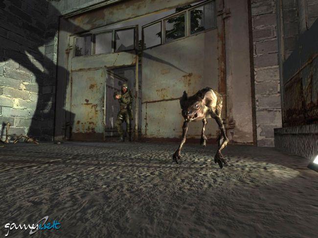 S.T.A.L.K.E.R. Shadow of Chernobyl  Archiv - Screenshots - Bild 88
