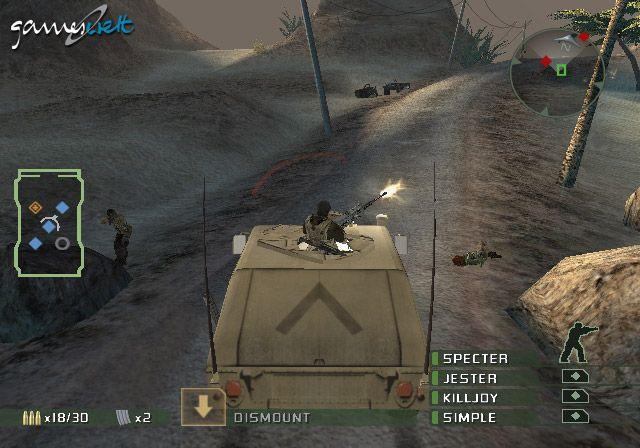 SOCOM 3: U.S. Navy Seals  Archiv - Screenshots - Bild 47