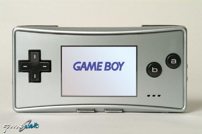 Game Boy Micro - Hardware-Bilder Archiv - Screenshots - Bild 2