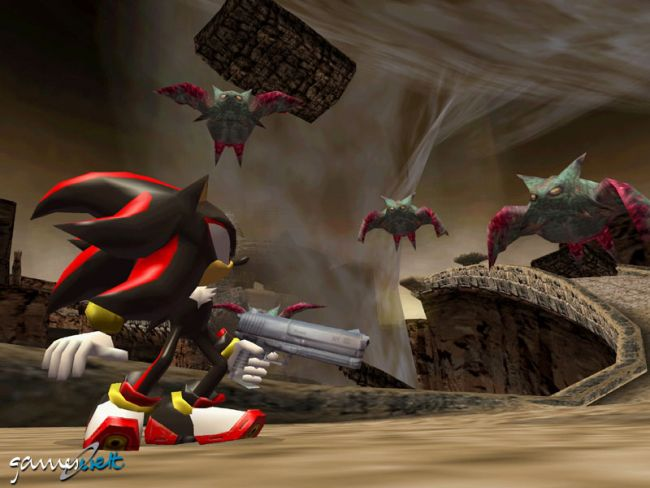 Shadow the Hedgehog  Archiv - Screenshots - Bild 48