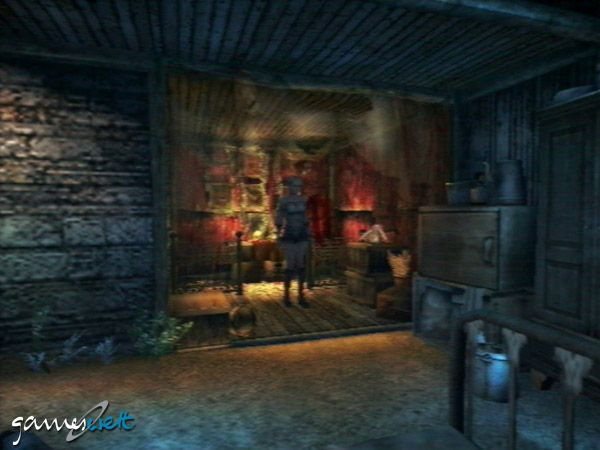 Haunting Ground  Archiv - Screenshots - Bild 10