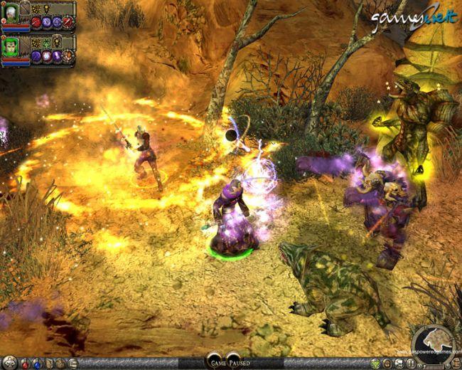 Dungeon Siege 2  Archiv - Screenshots - Bild 23