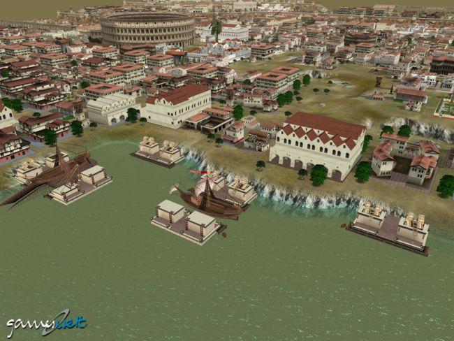 Heart of Empire: Rome  Archiv - Screenshots - Bild 47