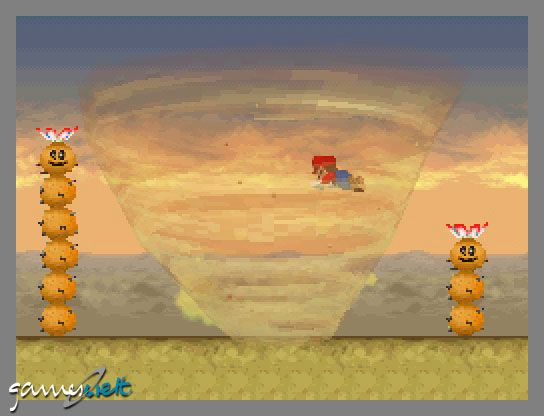 New Super Mario Bros. (DS)  Archiv - Screenshots - Bild 16