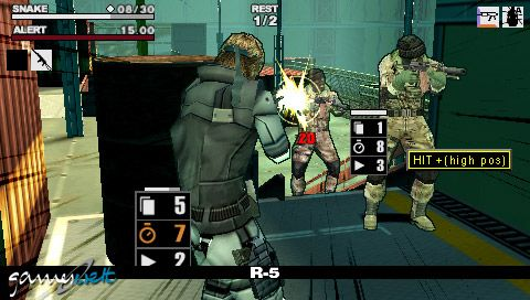 Metal Gear Acid 2 (PSP)  Archiv - Screenshots - Bild 29