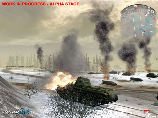 Panzer Elite Action  Archiv - Screenshots - Bild 53