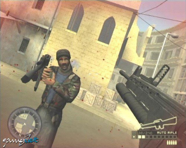 Stealth Force: The War on Terror  Archiv - Screenshots - Bild 5