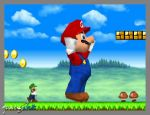 New Super Mario Bros. (DS)  Archiv - Screenshots - Bild 11