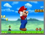New Super Mario Bros. (DS)  Archiv - Screenshots - Bild 11