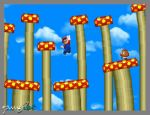 New Super Mario Bros. (DS)  Archiv - Screenshots - Bild 12