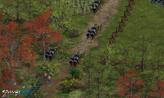 American Conquest: Divided Nation  Archiv - Screenshots - Bild 20