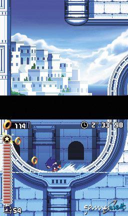 Sonic Rush (DS)  Archiv - Screenshots - Bild 36