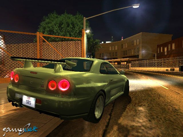 SRS: Street Racing Syndicate  Archiv - Screenshots - Bild 6