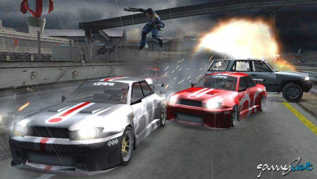 Pursuit Force (PSP)  Archiv - Screenshots - Bild 13