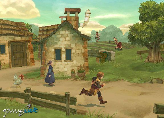 Radiata Stories  Archiv - Screenshots - Bild 7