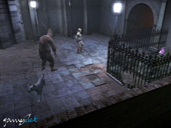 Haunting Ground  Archiv - Screenshots - Bild 6
