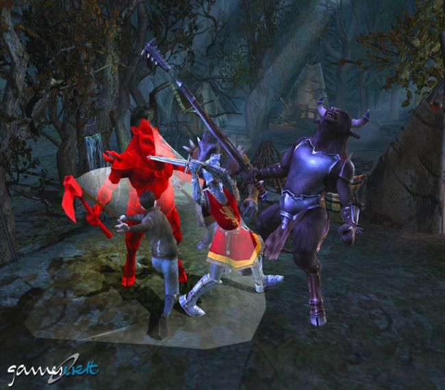 Chroniken von Narnia  Archiv - Screenshots - Bild 33